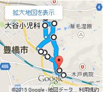 (2)岩田・飯村方面